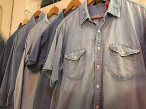 Chambray!!(大阪アメ村店) - magnets vintage clothing コダワリがある大人の為に。