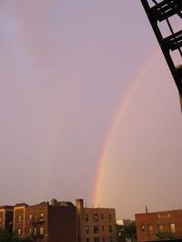 Double Rainbow - NYの小さな灯り ~ヘアメイク日記~