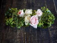 15年めの結婚記念日に奥様へ。2017/06/23。 - 札幌 花屋 meLL flowers