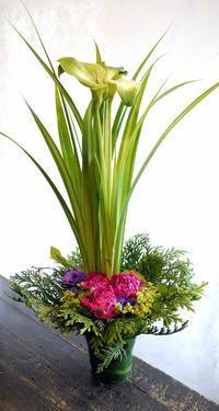 手稲区富丘2条のダンススクールの35周年に。2017/06/24。 - 札幌 花屋 meLL flowers