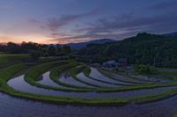 早朝の輝き - katsuのヘタッピ風景