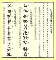 「吾道家」の役割とその由来 及び、「思兼尊之霊句四七言」の持つ意味。 - 伊那の谷から古代が見える