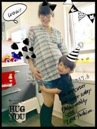 妊娠34週♡ - ノルウェーとゆえの王国☆ Norway and Yue's kingdom