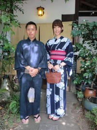 京都旅行の締めくくりに、浴衣で散策。 - 京都嵐山 着物レンタル&着付け「遊月」