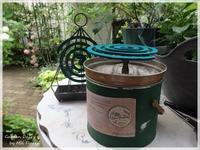 Mosquito coils - Garden Diary