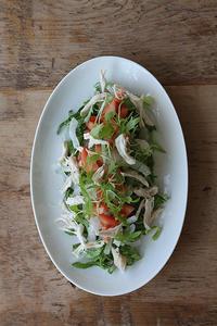 サラダ水菜 - Nasukon Pantry