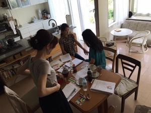 IHファウンデーションクラス・IHの素晴らしいところ - 緑の中の小さな家 (Pure Food Pure Body)