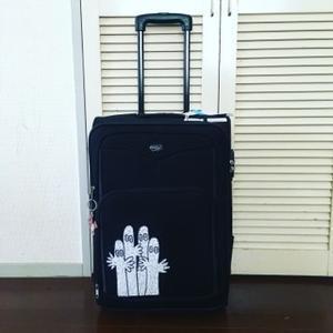 修学旅行のスーツケース - マレエモンテの日々