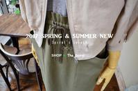 """2017 SPRING & SUMMER NEW Spiral's Select...6/26mon"" - SHOP ◆ The Spiralという館~カフェとインポート雑貨のある次世代型セレクトショップ~"