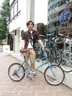6月26日渋谷原宿の自転車屋FLAME bike前です - かずりんブログ