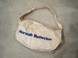 Vintage Newspaper Bag - DELIGHT CLOTHING&SUPPLY