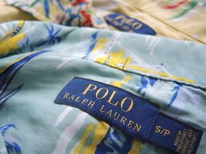 POLO ALOHA SHIRTS - forty fiveオーナーの日記