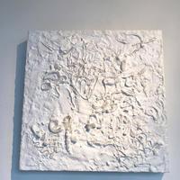 Plaster Art / 石膏アートボード - Noriko Herron    Glass + Art