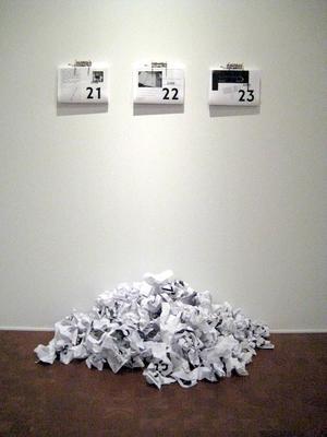 「ライアン・ガンダー展」その4 - PUSH-PULL
