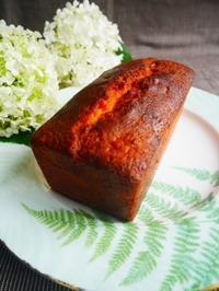オレンジパウンドとフルーツケーキ! - This is delicious !!