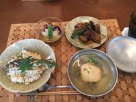 6月の和食のお稽古  - 料理画報