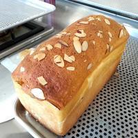 栗食パン(パムシッパン)&ハンバーガーパン - キューニーの食卓