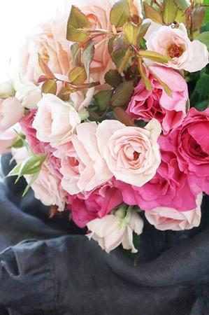 5年目へ! - お花に囲まれて