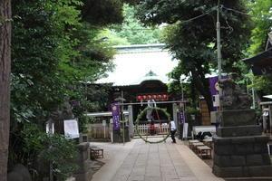 戸越八幡神社 - 趣味の世界