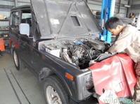 エアコン冷えない! JA11 ジムニー 修理(*´ー`*) - ★豊田市の車屋さん★ワイルドグース日記