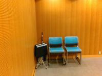 当日の練習 - AMA ピアノと歌と管弦のコンクール
