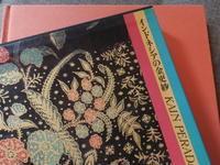 インドネシア金更紗図録 - 中村かをる創作帯屋