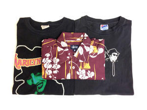 「 MM & BLUES BROS & ALOHA 」 - GIANT BABY    used&vintage clothing & culture & happy