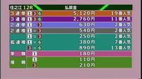 (住之江12R)枚方市制70周年記念競走優勝戦 - Macと日本酒とGISのブログ