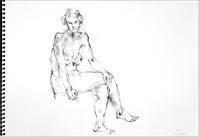 『 Gallery tanasita 17 』 開設 69 - 『Gallery tanasita 1735』croquis・drawing・dessin・ sketch