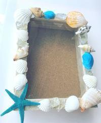 7月25日(火) コルトンワークショップ7月 貝殻とサンゴ砂のサマーBOX   を作りましょう♪ - いちかわ手づくり市実行委員会        http://www.ichikawatezukuri.com/