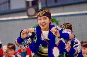 2017加古川踊っこまつり2日目その49(踊っこひおかその2) - ヒロパンの天空ウォーカー