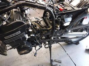 GPZ900Rのエンジンオーバーホール・・・その1 - moriyamaengineeringブログ