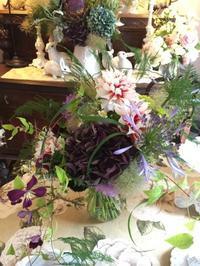 6月のお花のレッスン - MIYAKO BEAR