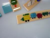A列車で行こう - atelier GLADYS  ステンドグラス工房 作り手の日々