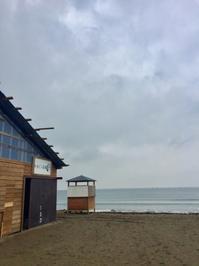 鎌倉心景「海へ」 - 海の古書店