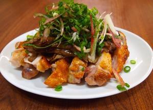 鶏もも肉の柚子胡椒ポン酢 - sobu 2