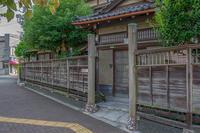 記憶の残像 2017年 花の東京 -18 東京都足立区 北千住 - ある日ある時 拡大版