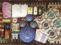 トルコのハワイで買ったもの - カッパドキアのデイジーオヤ・キリムバッグ店長日記