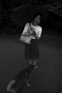夕暮れの人・・・名前も知らない笑顔の君に2017 - Yoshi-A の写真の楽しみ