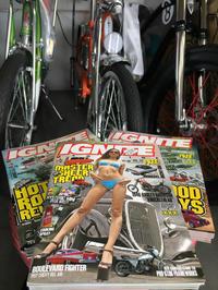 IGNITE MAGAZINE - みやたサイクル自転車屋日記