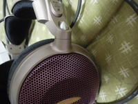 audio-technica ATH-AD700 イヤーパッド交換 - AL6061
