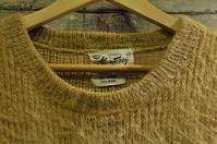 Vintage Crew Neck Mohair Sweater - 仙台古着屋shack-a-luck (シャカラック)