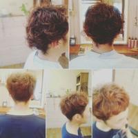 メンズカット - 松江市美容室 hair atelier bonet(ヘアアトリエボネット)