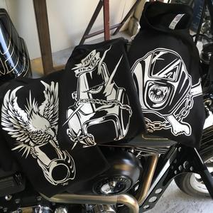 FUCK THE POLICE -               ★★BOO  PINSTRIPING★★