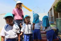 しゃぼん玉とんだ!(たんぽぽ) - 慶応幼稚園ブログ【未来の子どもたちへ ~Dream Can Do!Reality Can Do!!~】