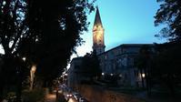ペルージャ夏の野外映画祭、9月13日まで元修道院に臨む公園で開催中 - イタリア写真草子 - Fotoblog da Perugia