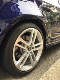 Audi パンク~タイヤ交換の巻 - Audi S3の備忘録