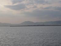 2017.04.27 カプチーノ九州旅8 神戸空港沖 - ジムニーとカプチーノ(A4とスカルペル)で旅に出よう