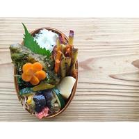カレイの酸辣ニラソースBENTO - Feeling Cuisine.com