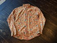 60's Ten-Twenty paisley BD shirt - BUTTON UP clothing